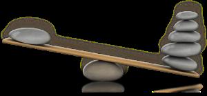 rocks-seesaw